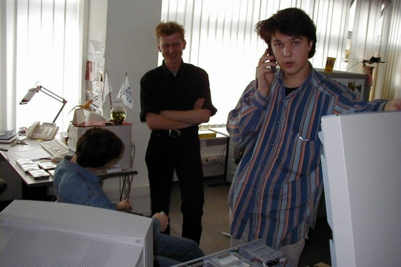 История Рунета   1998 год: создание самого популярного почтового сервиса